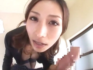 Crazy Japanese girl Akari Asahina in Hottest POV, Big Tits JAV video