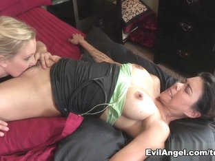 Fabulous pornstars Dana Vespoli, Julia Ann in Best MILF, Cunnilingus sex video