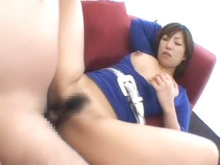 Best Japanese model Nao Nazuki in Horny MILF JAV scene