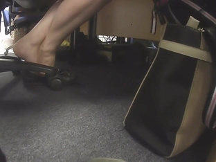 Nats sexy soles and dangling