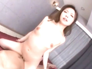Fabulous Japanese chick Aiko Hirose in Exotic JAV scene