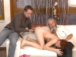 Young Fuck Old Woman Unexpected Practice With An Older Gentl