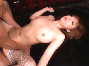 Fabulous Japanese whore Erina Moa in Hottest JAV censored Threesomes, Big Tits video