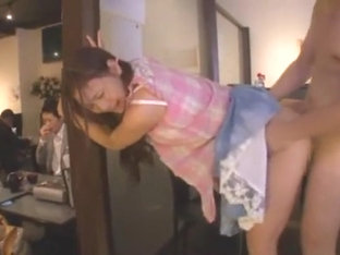 Hottest Japanese chick Madoka Hitomi in Incredible Cunnilingus JAV movie