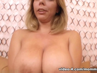 Fabulous pornstars Amber Lynn, Amber Lynn Bach, Kylie Worthy in Hottest Blonde, POV adult video