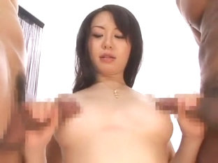 Exotic Japanese chick Ai Takeuchi in Fabulous JAV movie