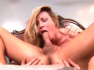 Harmony Rose wants to deepthroat a cock and taste some spunk