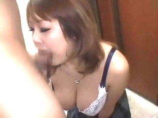 Exotic Japanese model Hiyoko Morinaga in Fabulous Cunnilingus, Fingering JAV scene
