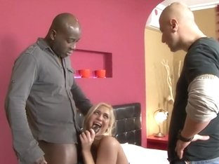 Fabulous pornstar Linda Ray in amazing interracial, gaping xxx clip