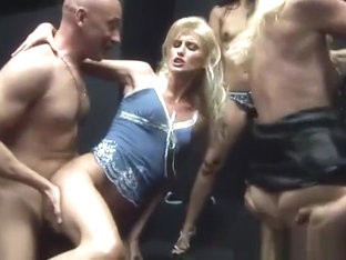 Lustful Whore With Perfect Body Gets Pounded Hard In Public