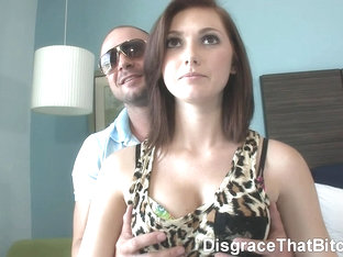 Disgrace That Bitch - Natalie Lust - Fucking law enforcement