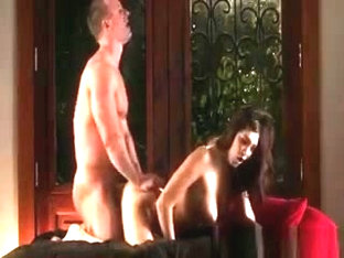 Big Juggs Pornstar Babe Holly Michaels Doggyfucked