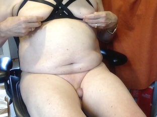 Intense double breast orgasm