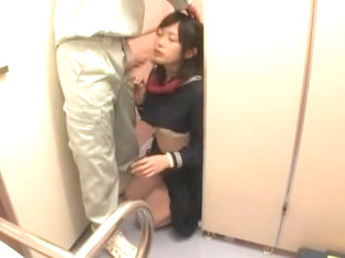 Hottest Japanese whore Aki Nagase, Mei Akizuki, Nozomi Aiuchi in Horny Close-up, Voyeur JAV movie