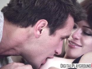 Ashlyn Rae Manuel Ferrara - When Daddys Away Scene 4 - Digital Playground