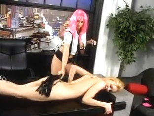 Naughty Kelly Wells Is Desperate To Dominate A Naughty Blonde