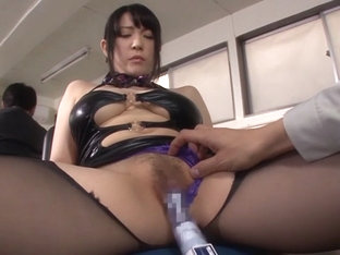 Aki Nagase in My Pet is a Big Breast Tutor part 1