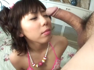 Best Japanese chick Maho Sawai in Crazy JAV uncensored College Girl video