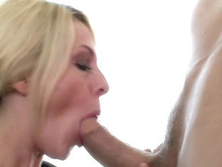 Incredible pornstar Angela Attison in crazy blonde, milf porn movie