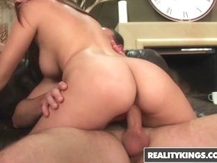 Mikes Appartment - Conny Carter - Couple talked into porn - Reality Kings