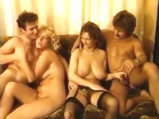 Sophie Musard in a foursome