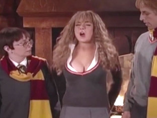 Lindsay Lohan SNL (Hermoine All Grown Up) EDITED