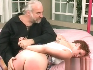 Woman endures enormous stimulation in wild fetish clip