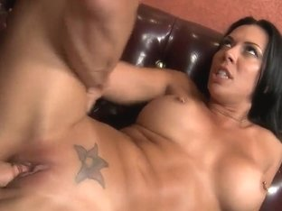 Johnny Sins is fucking Rachel Starr on tape