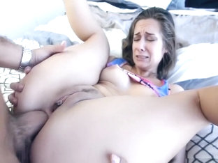 Kinky Cassidy Klein eager for big cock in her rump