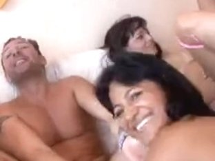 Banging 'em Bewitching Brazilian Women 4!