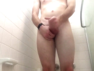 Shower time, fun time