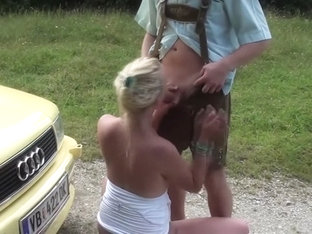 Filthy anal with some farmer's boy