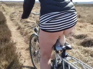 Give me a handjob in the Car wife and I will you learn to ride a Bicycle