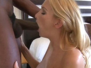 Sexy Blake Rose is ate out and railed, hard