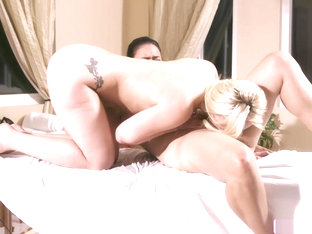 Teen Aj Gets Free Massage And A Hot Sex
