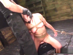 Bdsm Indignity For Teen Callie Calypso