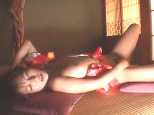 Horny Japanese girl Kaede Matsushima in Crazy Masturbation/Onanii, Big Tits JAV video