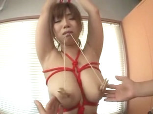 Hottest Japanese model Nao Nazuki in Horny Fetish JAV clip