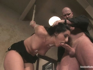 Mark Davis & Luscious Lopez in The Runaway Pt.1 - SexAndSubmission