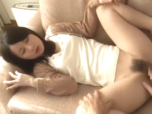 Best Japanese slut Ayumi Iwasa in Horny Blowjob, Close-up JAV scene