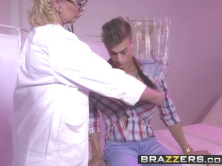 Doctor Adventures - Leigh Darby Chris Diamond - Nasty Checkup with Dr Darby - Brazzers