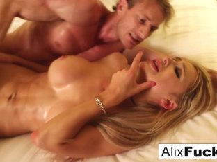 Alix Lynx in Hotel Slut Alix Gets Herself All Hot And Bothered - AlixLynx