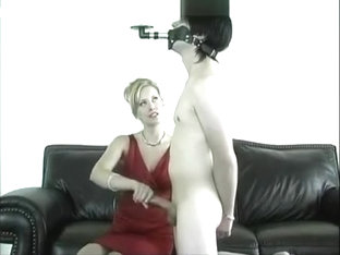 Challenge For This Slave bdsm bondage slave femdom domination