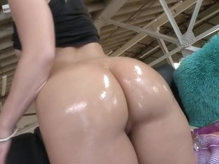 An ass made for anal and cum