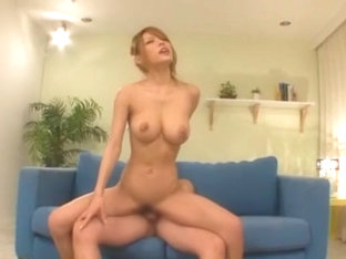 Hottest Japanese chick Haruka Sanada in Best Couple, Cunnilingus JAV video