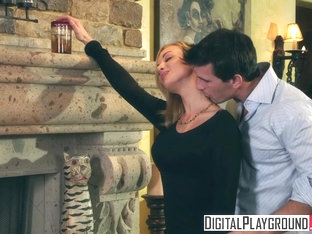 Kayden Kross Manuel Ferrara - Fit blonde milf gets what she wants - Digital Playground