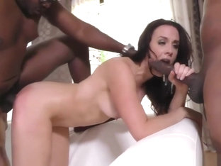 Interracial Gangbang And Dp With Chanel Preston